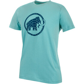 Mammut Trovat T-shirt Herr waters melange
